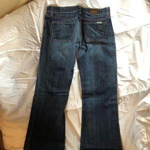 David Kahn jeans-wear denim jeans